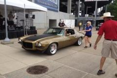 1970 Chevrolet Camaro Gold Rush ProTouring (110)