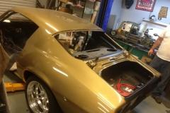 1970 Chevrolet Camaro Gold Rush ProTouring (118)