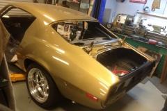 1970 Chevrolet Camaro Gold Rush ProTouring (119)