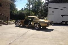 1970 Chevrolet Camaro Gold Rush ProTouring (130)