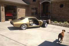 1970 Chevrolet Camaro Gold Rush ProTouring (132)