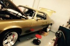 1970 Chevrolet Camaro Gold Rush ProTouring (155)