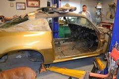 1970 Chevrolet Camaro Gold Rush ProTouring (60)