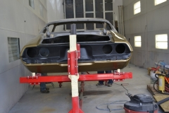 1970 Chevrolet Camaro Gold Rush ProTouring (65)