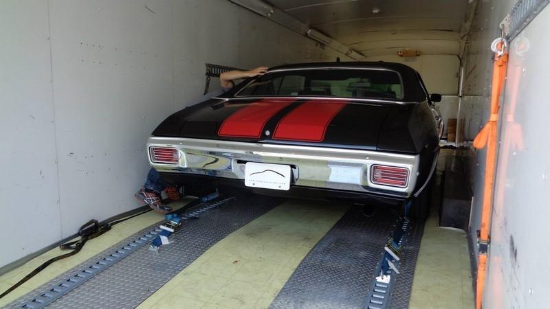 1970 Chevrolet Chevelle Restomod   MB Hot Rods