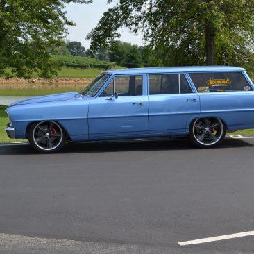 Pro Touring Wagon